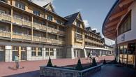 Bania Thermal & Ski 4*, exterier