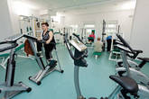Sanatorium Niwa, fitness