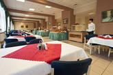 Sanatorium Niwa, restaurant