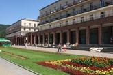 Nowy dom Zdrojowy, panorama