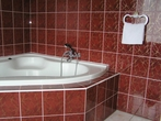 Nowy Dom Zdrojowy, apart bathroom