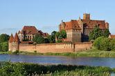 Замок Крестоносцев в Мальборке