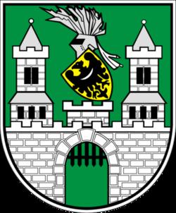 герб Зелёна Гура