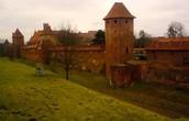 Замок Крестоносцев. Мальборк