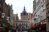 Старый город. Гданьск