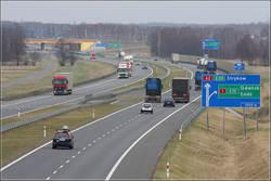 Дорожная сеть Польши