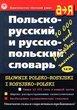 Польско-русский и русско-польский словарь.