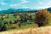 Осень в Польше