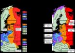Раздел сфер интересов в Восточной Европе по секретному протоколу