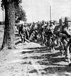 Польская пехота на марше