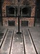 Сохранившиеся печи низкопропускного крематория. Аушвиц 1