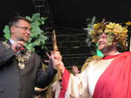 Зелёна Гура - праздник сбора винограда