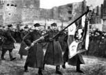 Парад Войска Польского в честь освобождения Варшавы (январь 1945-го)