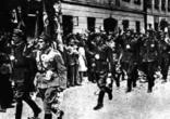 1-я пехотная дивазия им. Т.Костюшко входит в Люблин