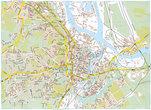 Карта Гданьска