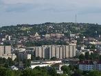 Пшемысль, панорама города
