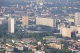 Сподек (Spodek) в городе Катовице