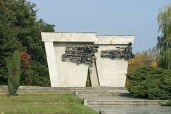 Памятник мученичества военнопленных