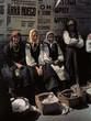 Крестьянки на рынке