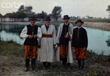 Крестьяне Zduny (печники)