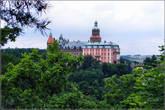 Замок Ксёнж, Польша