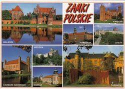 Польские замки и дворцы