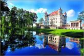 Дворец Воянов, Польша