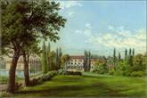 Жоры, Польша - Gut Baranowitz um 1860, Sammlung, Alexander Duncker