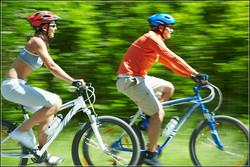 Больше всего поляки любят езду на велосипеде