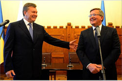 Украина и Польша распланировали сотрудничество