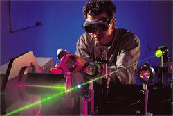 В Польше создали супермощный лазер