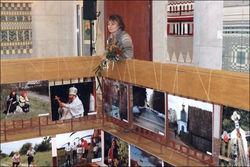 В Варшаве открылась выставка белорусского творчества